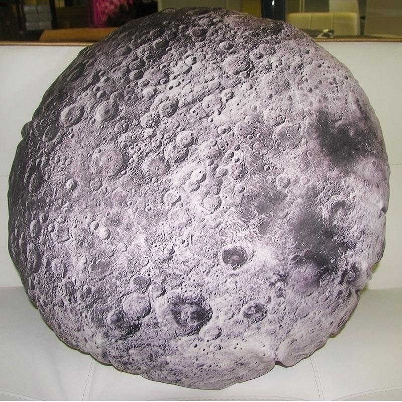 Polštář kulatý Moon, 70 cm