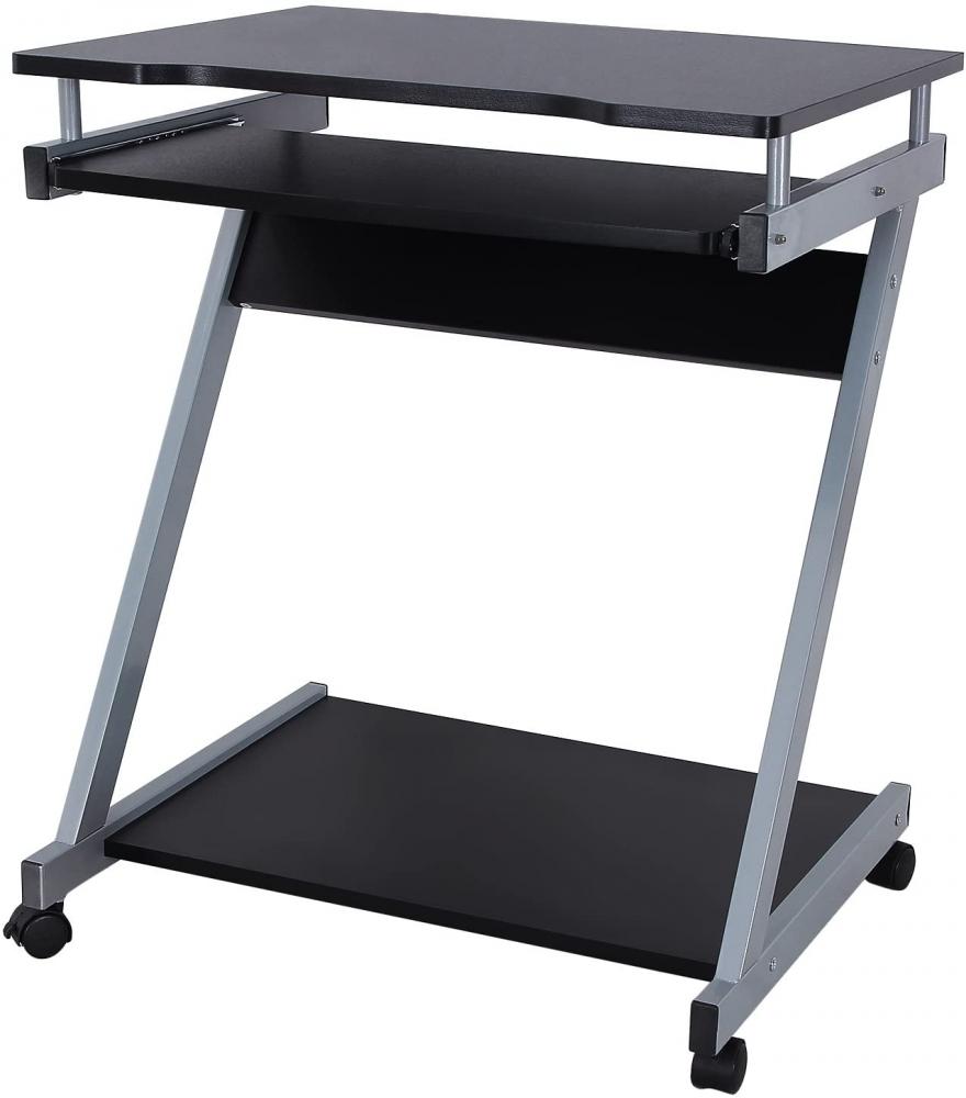 Pracovní stůl Lena, 73 cm, černá
