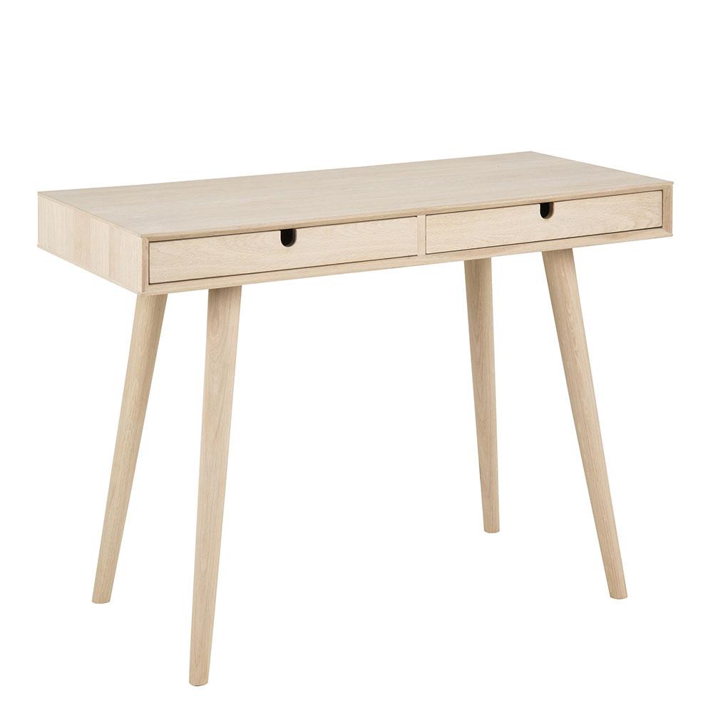 Pracovní stůl se zásuvkami Delica, 100 cm
