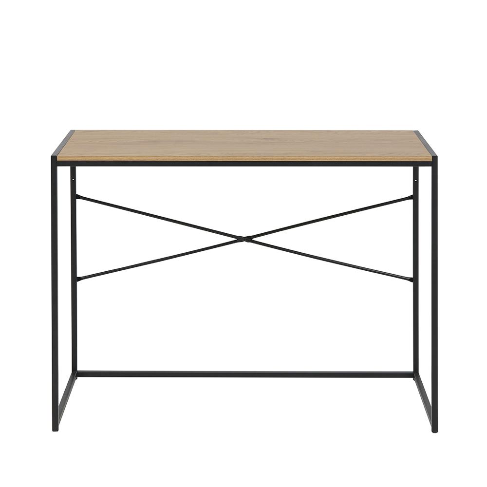 Pracovní stůl Seashell, 100 cm, dub