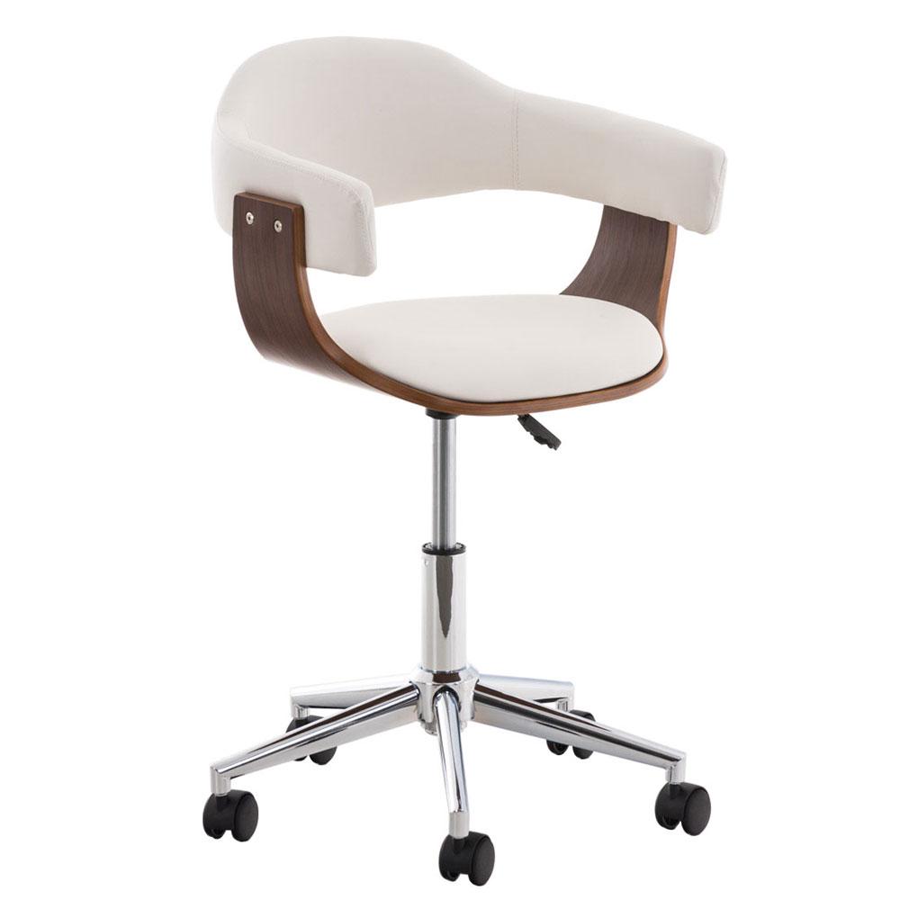 Pracovní židle Dancer, bílá