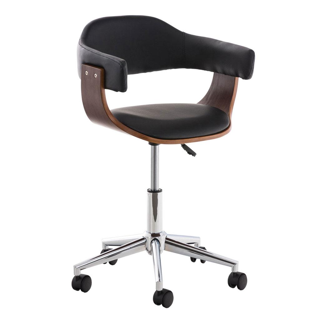 Pracovní židle Dancer, černá