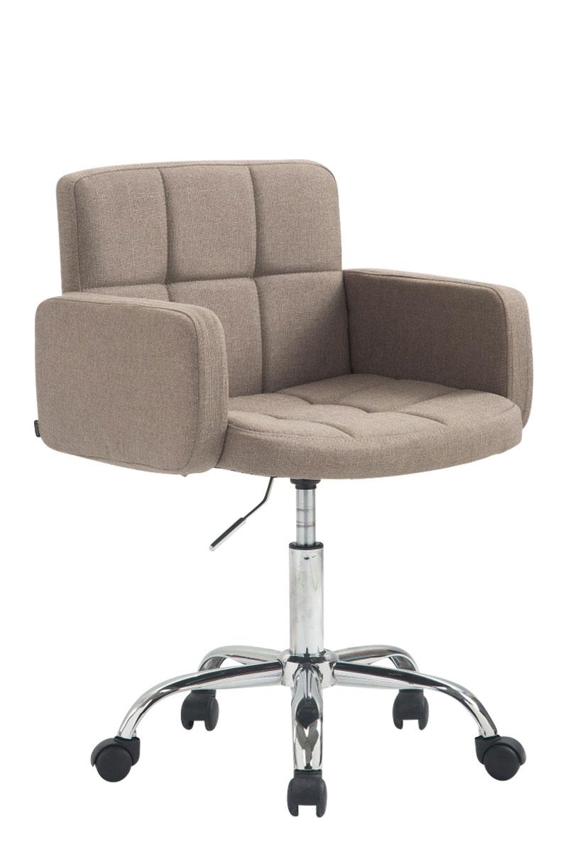 Pracovní židle s područkami Angela textil