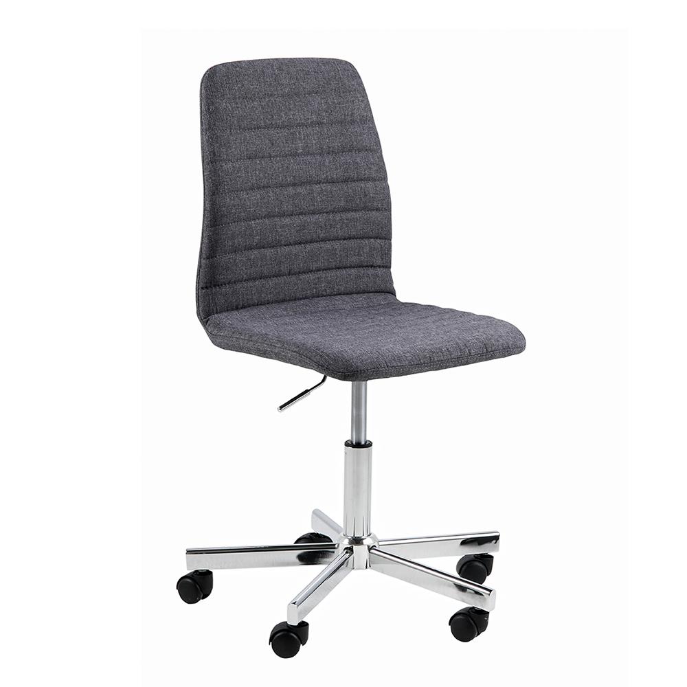 Pracovní židle Samantha, šedá