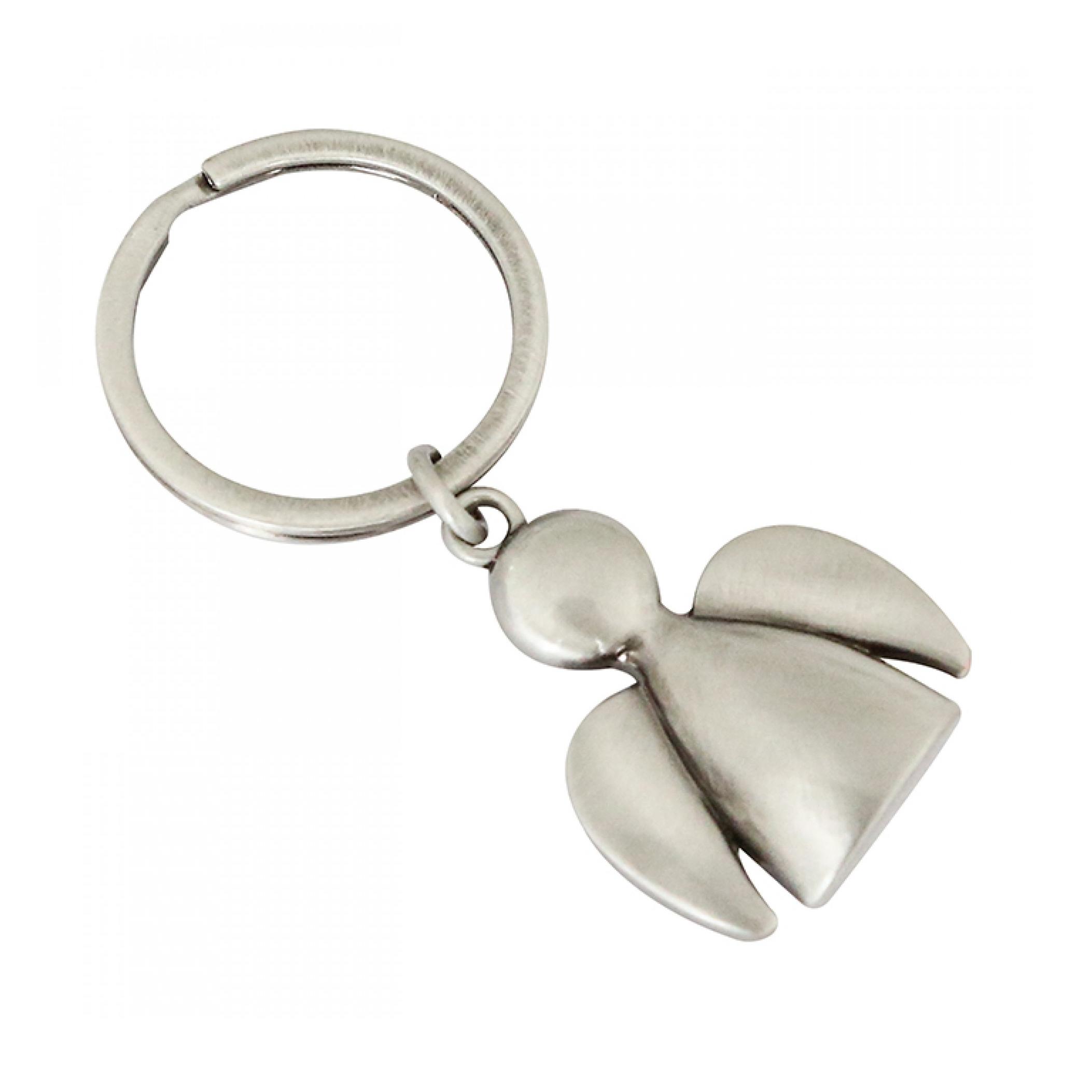 Přívěšek na klíče anděl Angelo, 7 cm