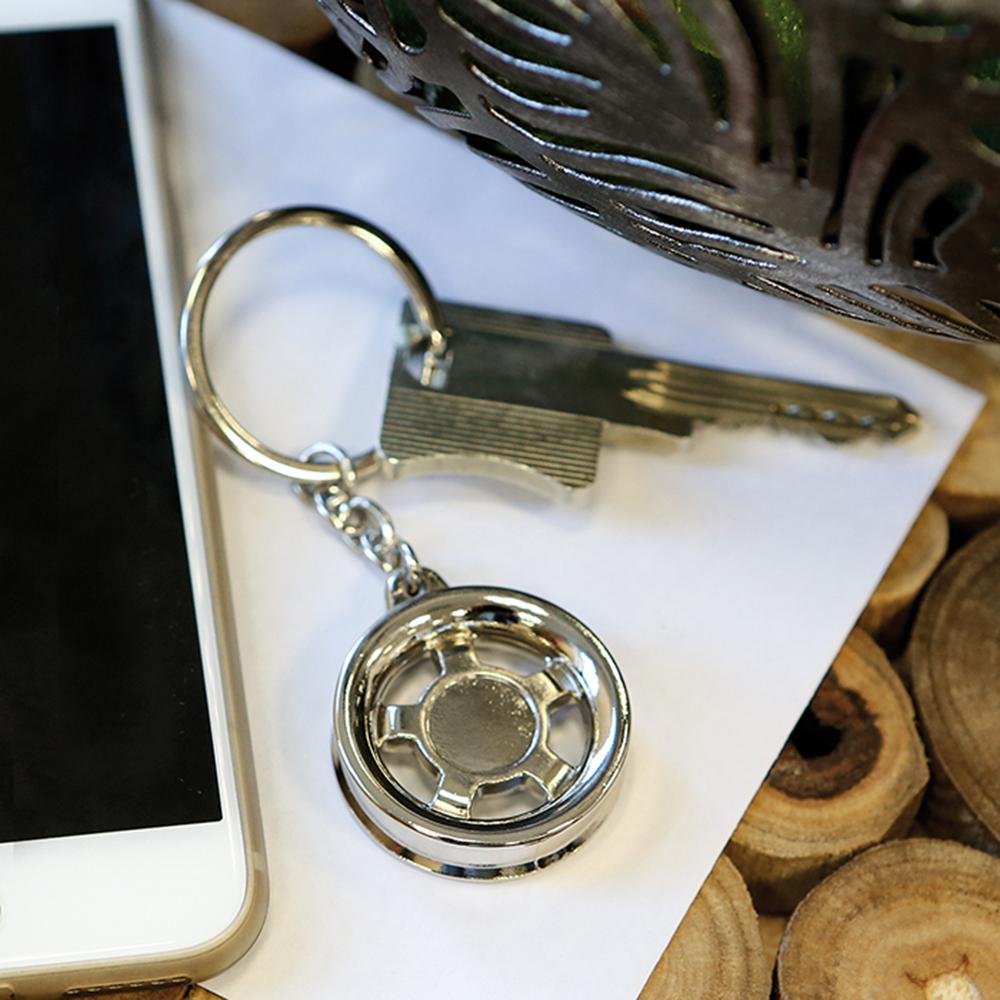 Přívěšek na klíče Kolo, 9 cm