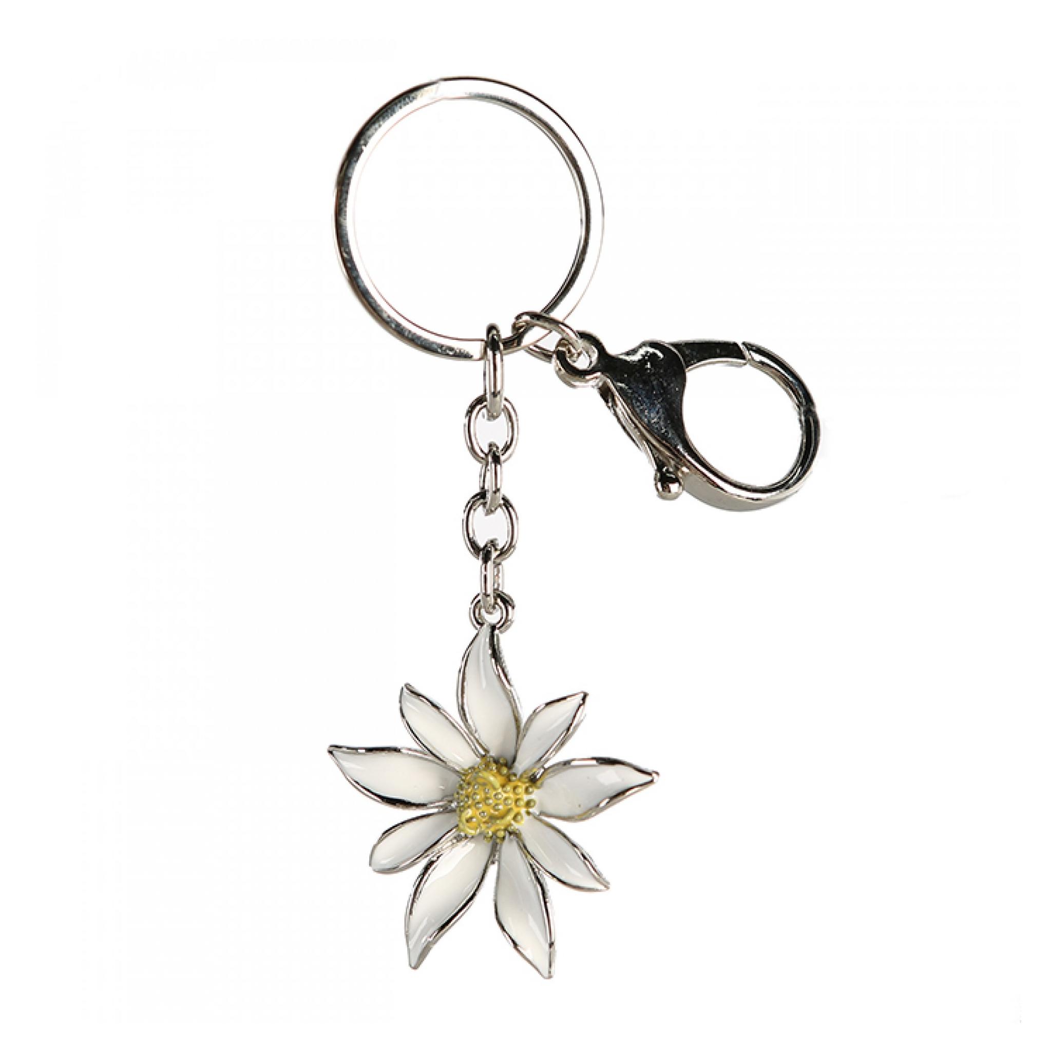 Přívěšek na klíče Květina, 10 cm