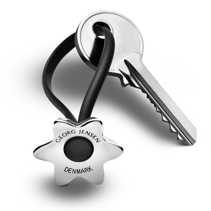 Přívěšek na klíče Kytka