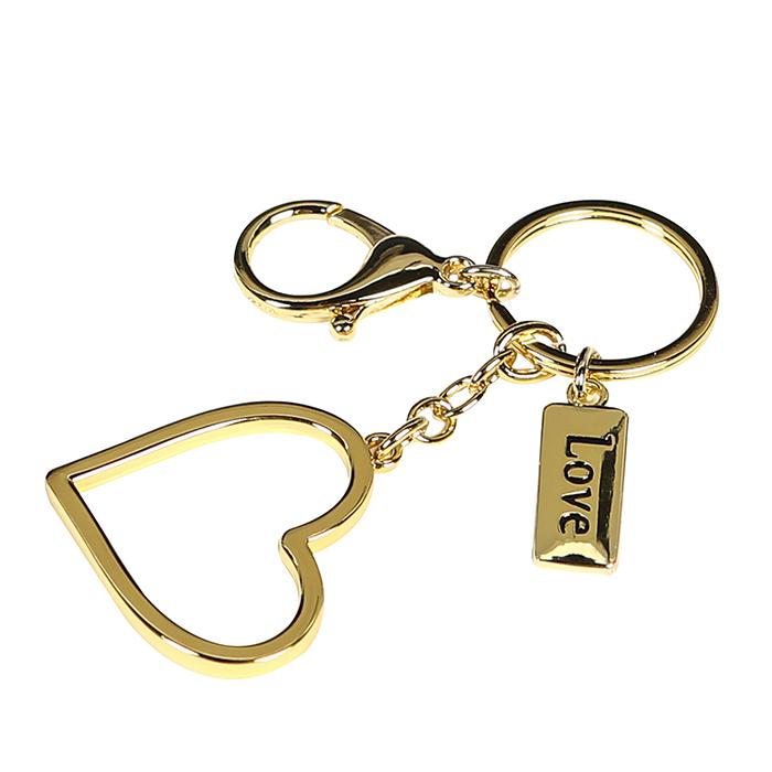 Přívěšek na klíče Lave, 11 cm, zlatá