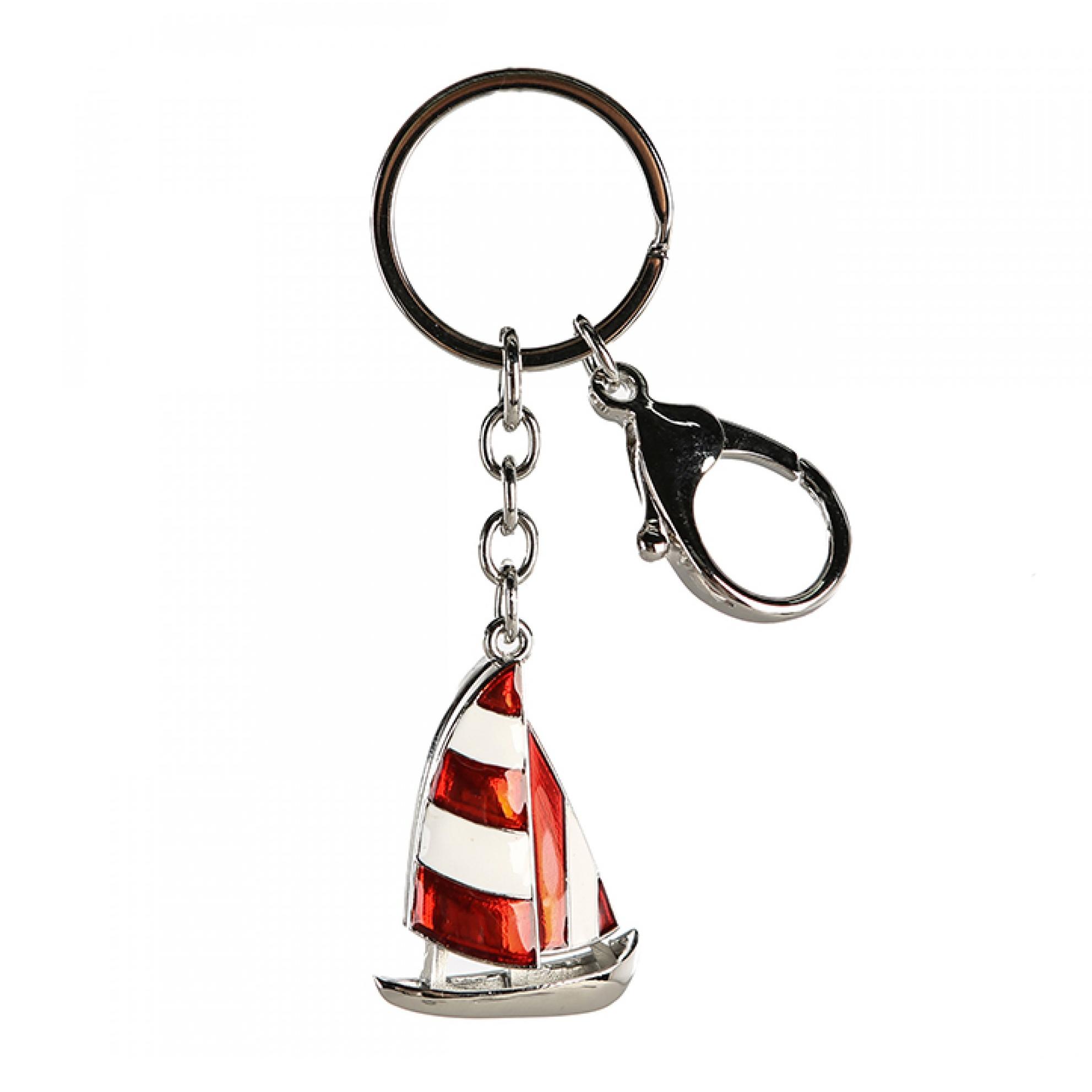 Přívěšek na klíče Plachetnice, 10 cm