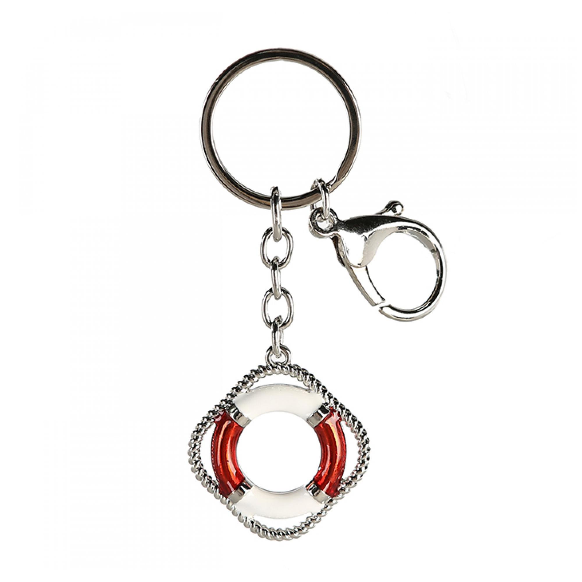 Přívěšek na klíče Záchranný kruh, 10 cm