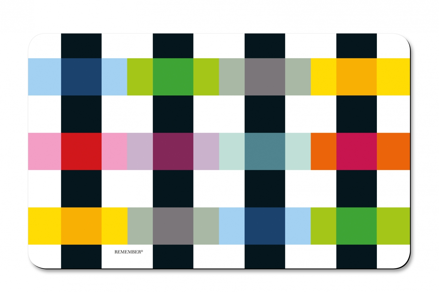 Prkénko umakartové Color, 24x14 cm