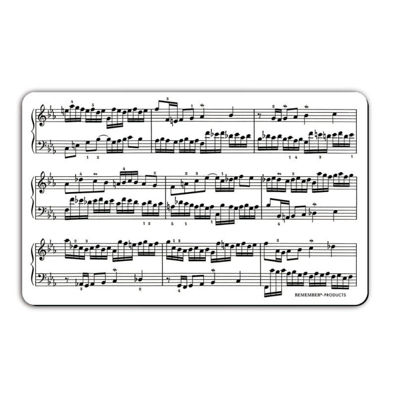 Prkénko umakartové Music, 24x14 cm