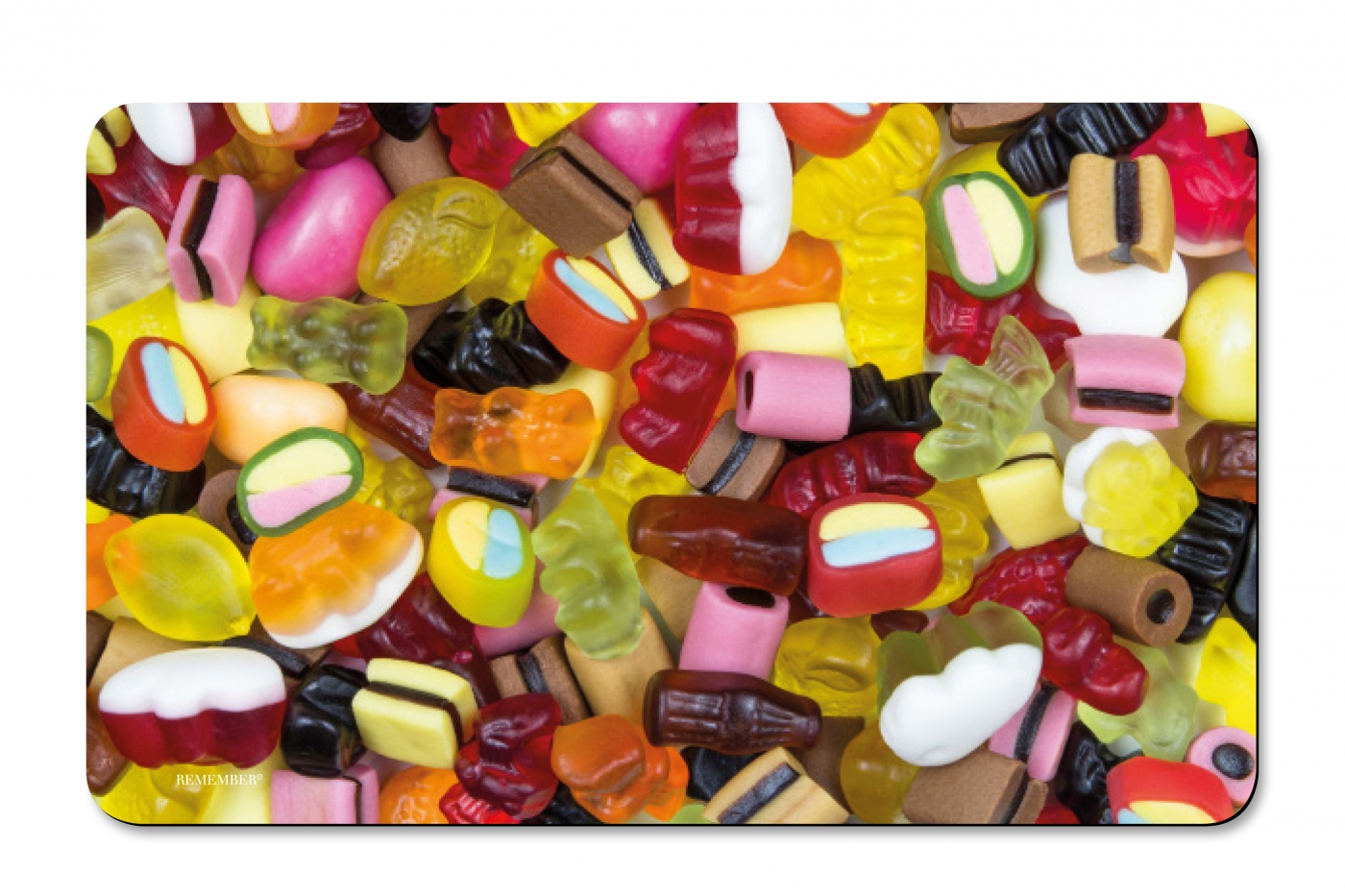 Prkénko umakartové Sweet, 24x14 cm