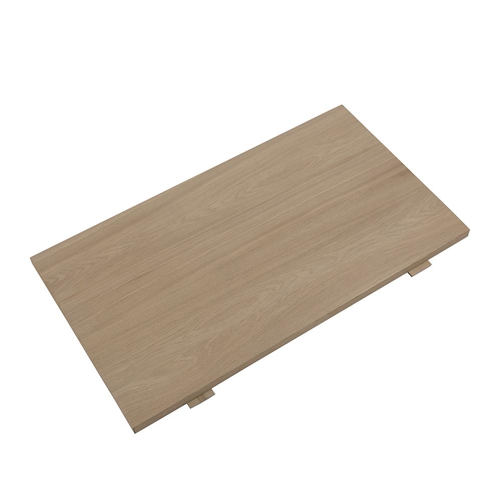 Prodlužovací deska k jídelnímu stolu Beata, 50 cm (SET 2 KS)
