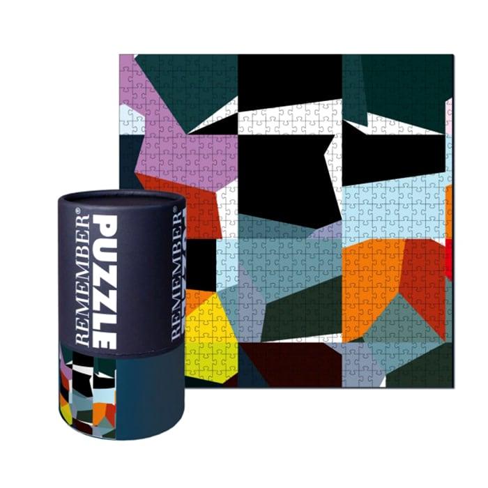 Puzzle Cliff 500 dílků, 50x50 cm