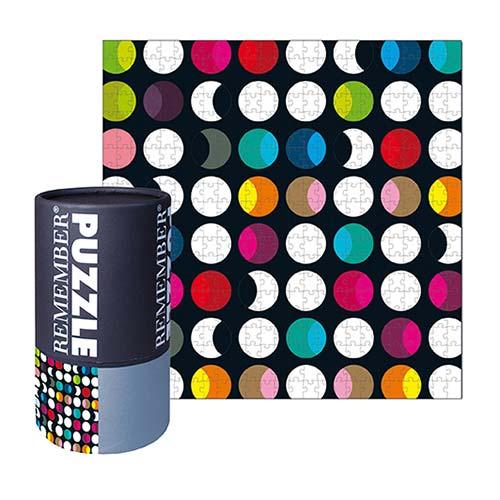 Puzzle Dots 500 dílků, 50x50 cm