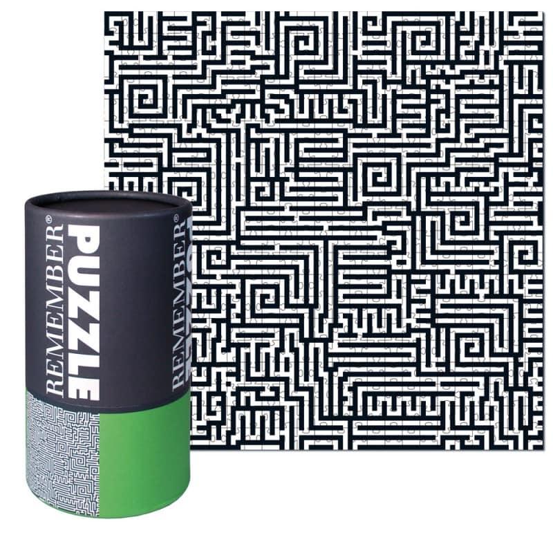 Puzzle Labyrinth 500 dílků, 50x50 cm