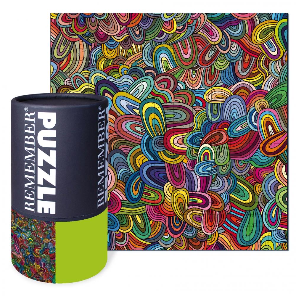 Puzzle Mambo 500 dílků, 50x50 cm
