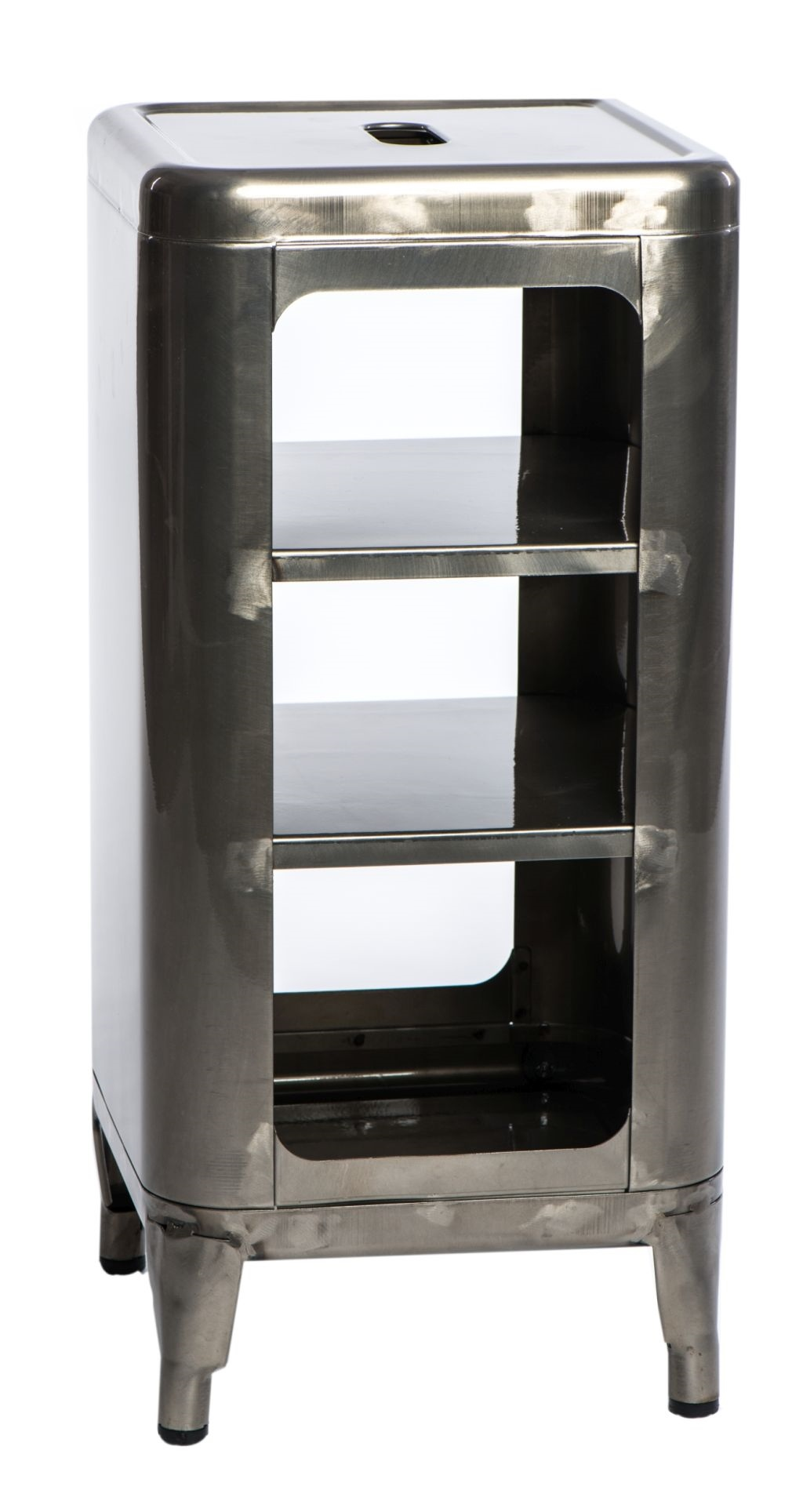 Regál / policová skříň Mason, 66 cm