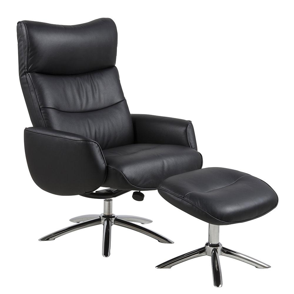 b3020f8f095f Relaxačné kreslo s podnožkou Nordy