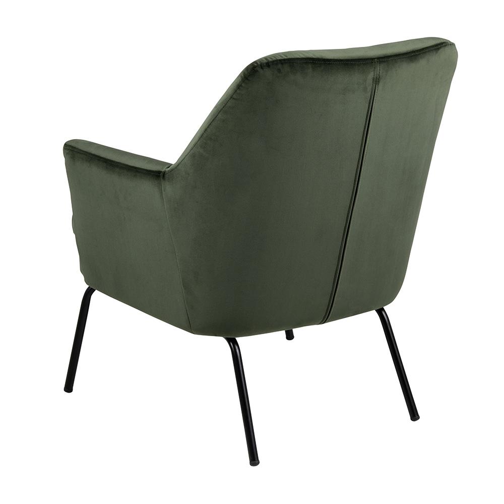 Relaxační křeslo Rika, zelená