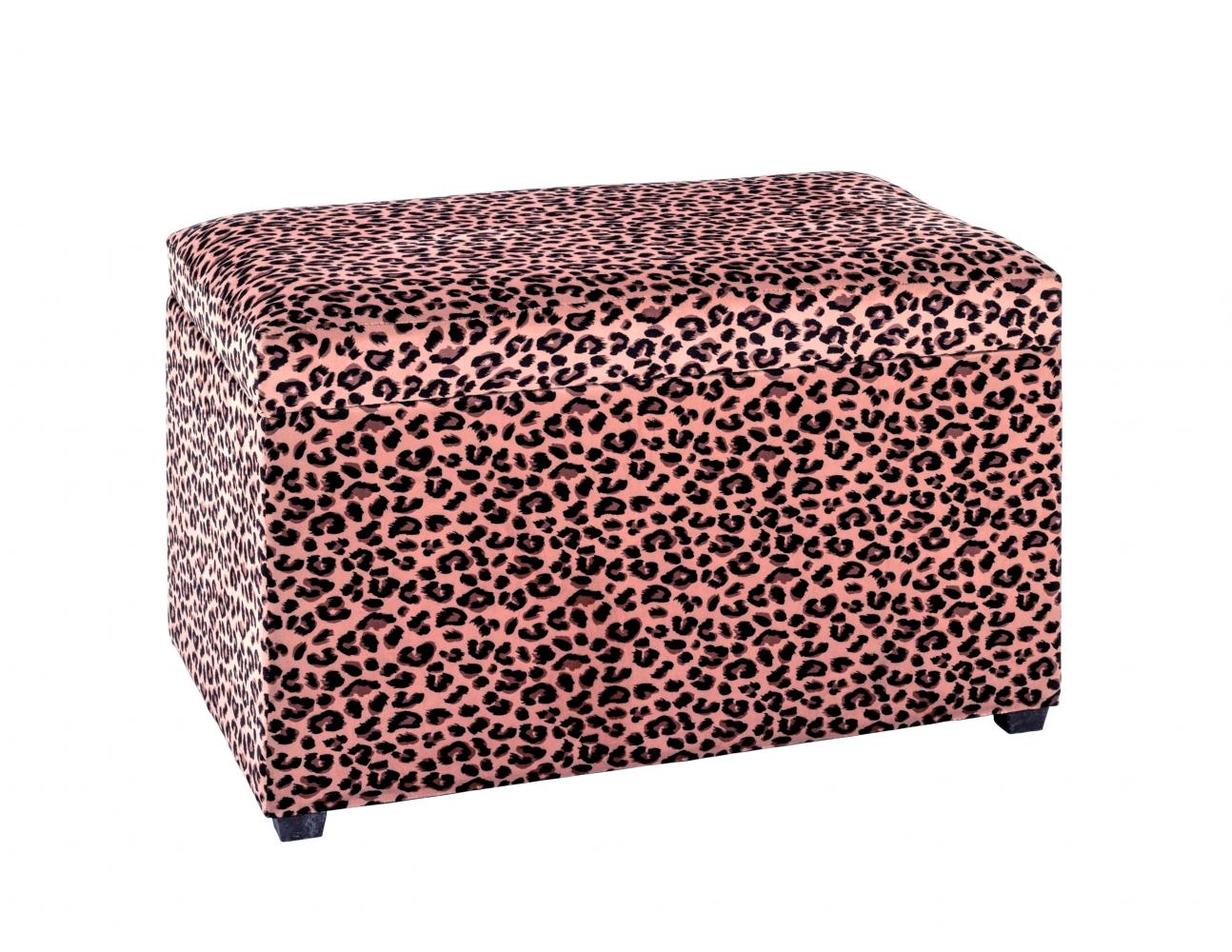 Sedák Cheeata s úložným prostorem, 65 cm, vícebarevný