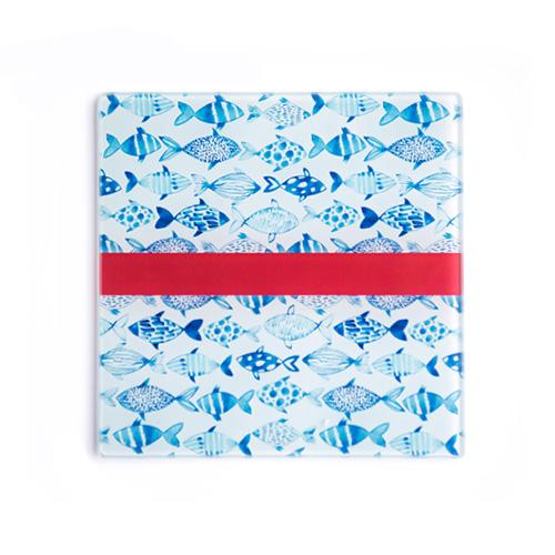 Servírovací podnos / prkénko Fish, 21,5 cm