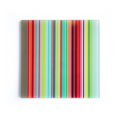 Servírovací podnos / prkénko Stripes, 21,5 cm