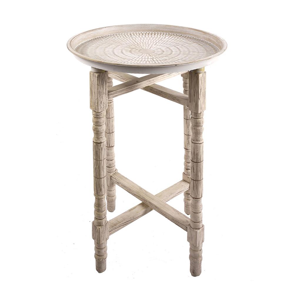 Servírovací stolek Naturlig, 46,5 cm