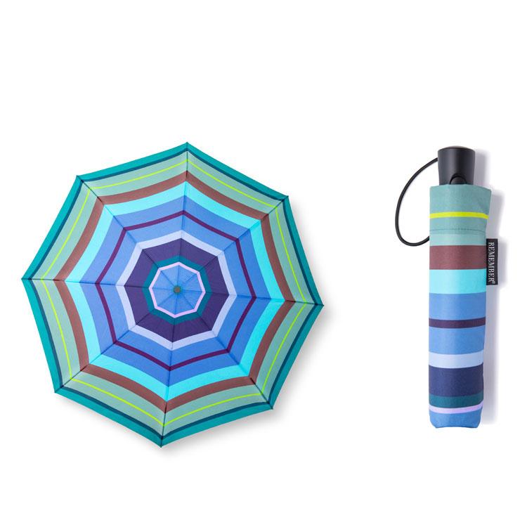 Skládací deštník San Aquamarine, 100 cm