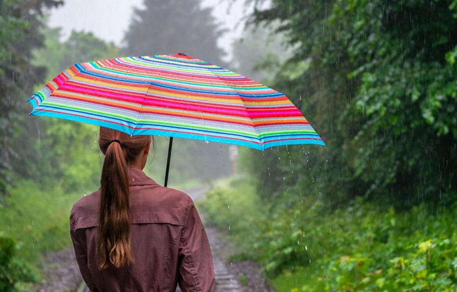 Skládací deštník San Remo, 100 cm