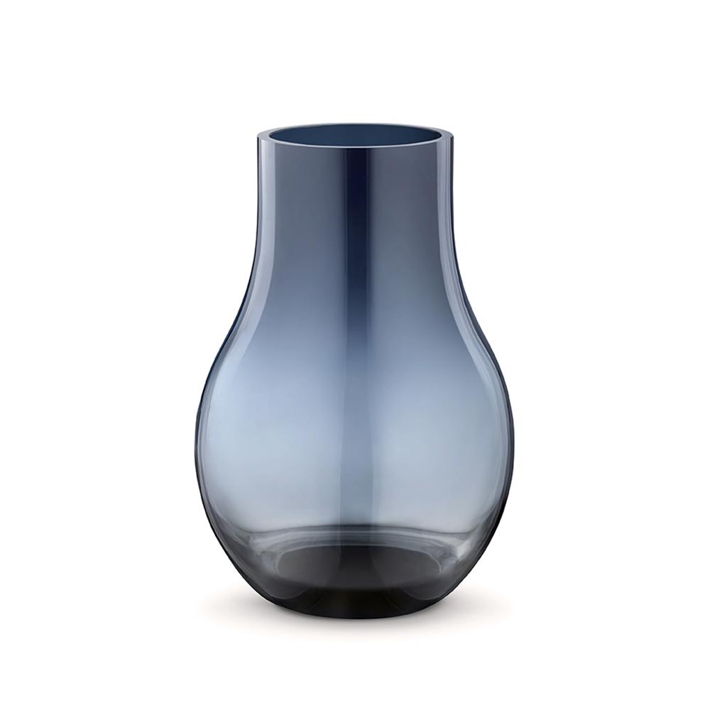 Skleněná váza Cafu, střední