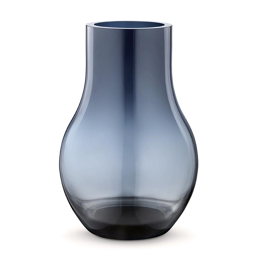 Skleněná váza Cafu, velká