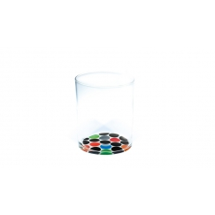 Sklenice na vodu Dots, 350 ml (SET 3 ks)