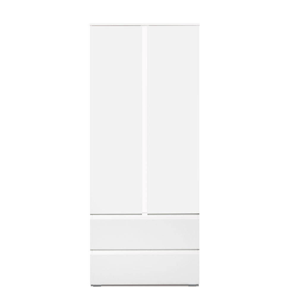 Skříň s dveřmi a zásuvkami Picture, 191 cm