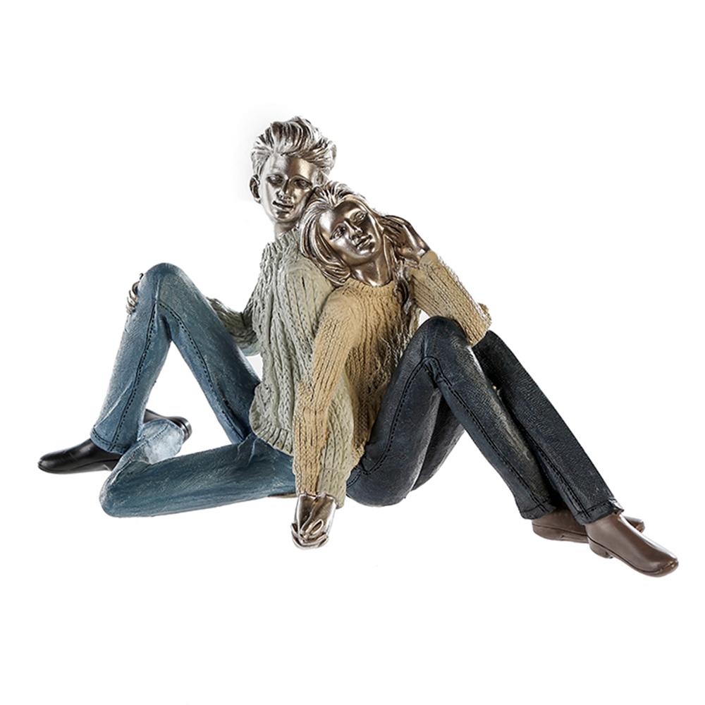 Soška Cosy Couple, 33 cm