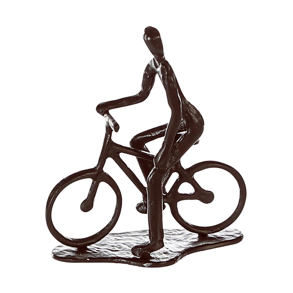 Soška Cycling man, 13 cm