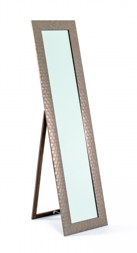 Stojací zrcadlo Eritta , 156, měděná