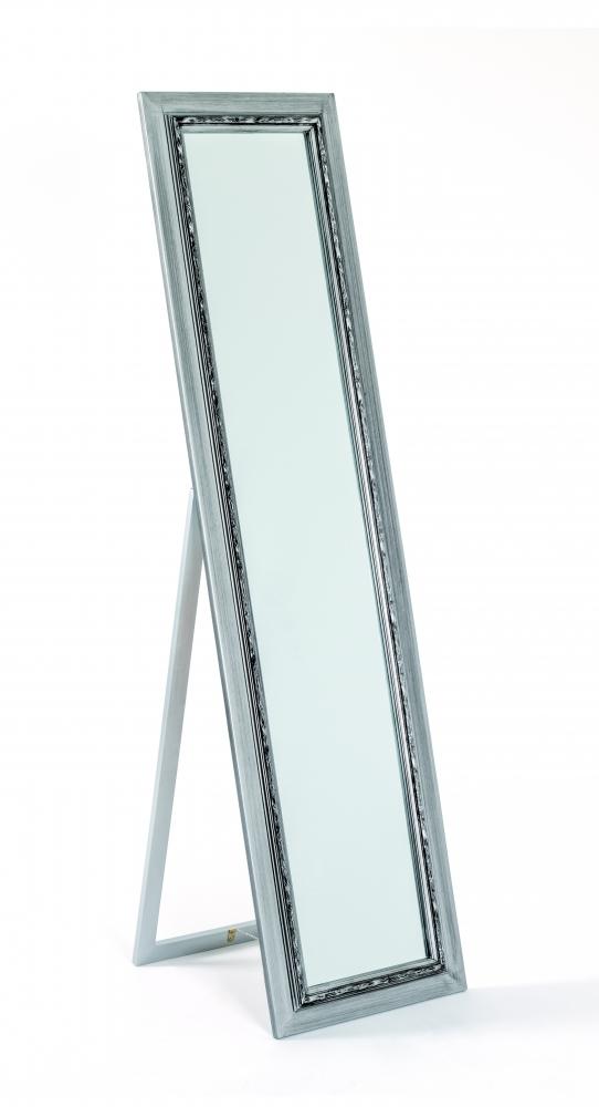 Stojací zrcadlo Nicollet, 156, stříbrná