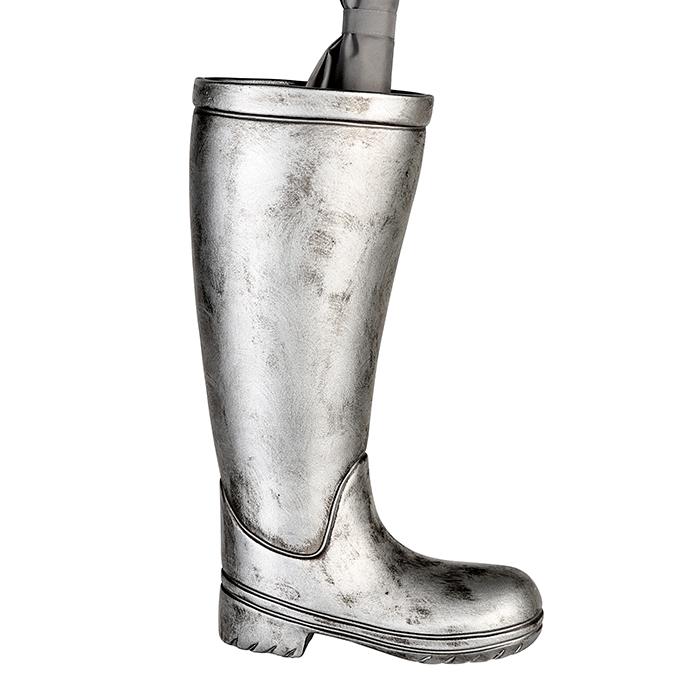 Stojan Hunter, 45 cm, stříbrná