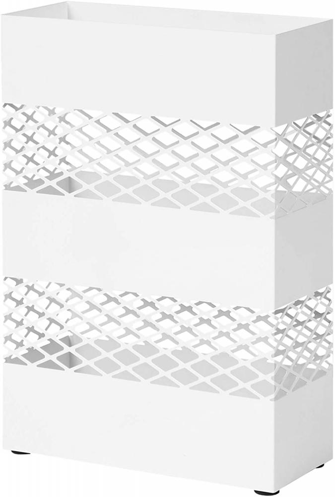 Stojan na deštníky Hélios, 15 cm, bílá