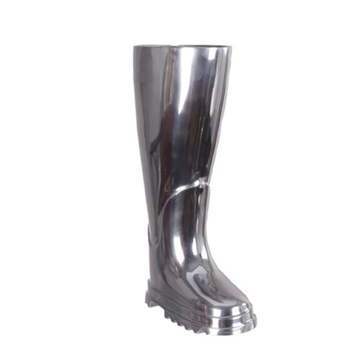 Stojan na deštníky hliníkový Boot, 44 cm