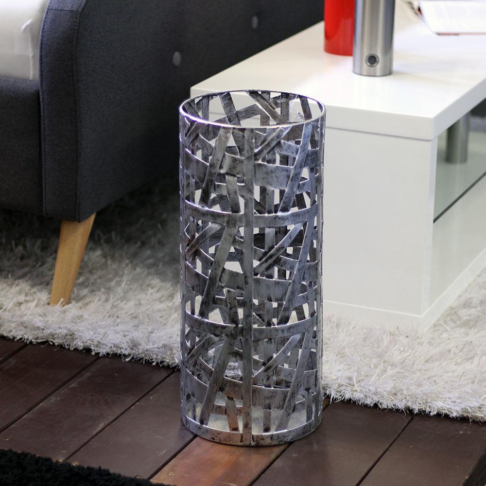 Stojan na deštníky kovový Mephis, 50 cm