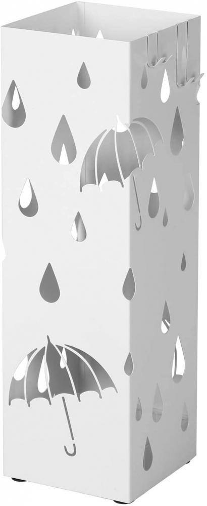 Stojan na deštníky Susan, 49 cm, bílá