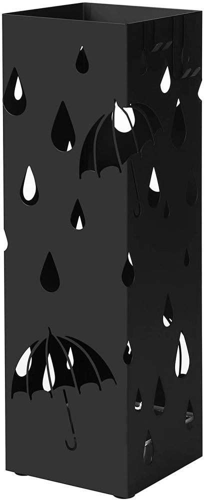 Stojan na deštníky Susan, 49 cm, černá