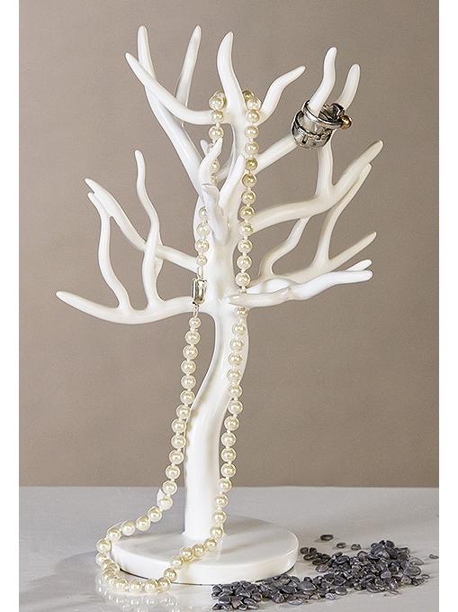 Stojan na šperky ve tvaru stromku, 31 cm