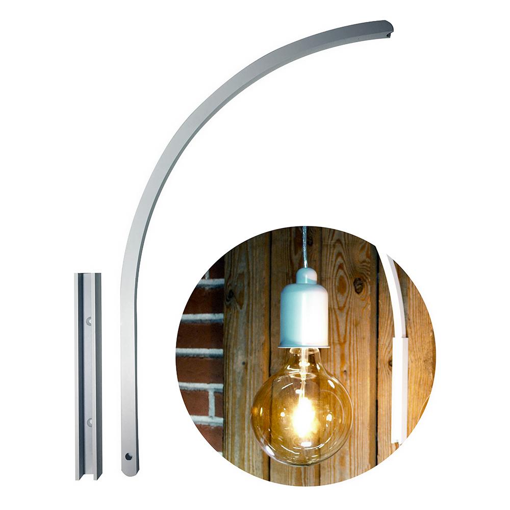 Stojan pro nástěnnou lampu DybergLarsen Wall it, 39 cm, bílá