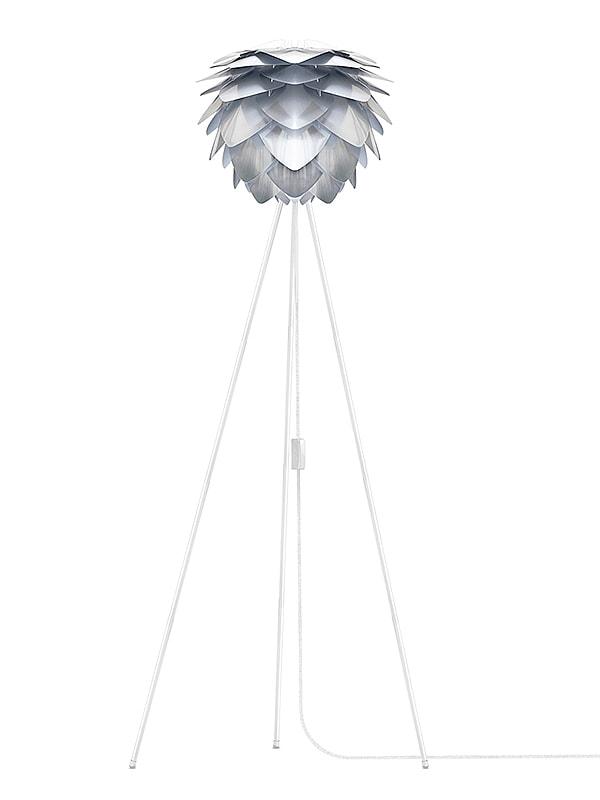 Stojan pro podlahovou lampu VITA Tripod bílá