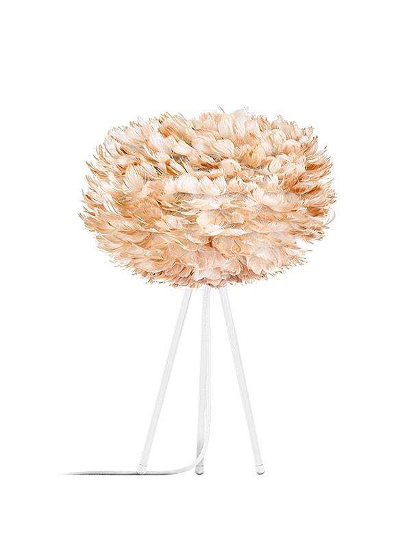 Stojan pro stolní lampu VITA Tripod bílá